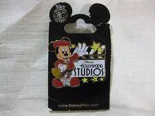 Disney Pin Director Mickey Hollywood Studios Clap Board From Disney 2008  pin386