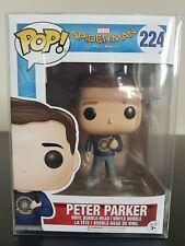Marvel Funko Pop - Peter Parker - Spider-Man Homecoming - No. 224