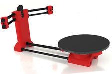 CE 3D Scanner Laser Printer Plate Desktop Object Open Source Scanning Parts Kit