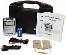 ELECTRIC PULSE DIGITAL MASSAGER TENS BY TENS 7000 RELIEVE BACK NECK HIP 5 MODES