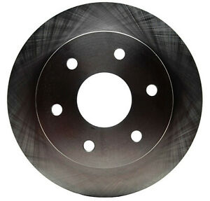 Disc Brake Rotor-Non-Coated Front ACDelco Advantage 18A258A