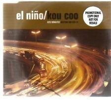 (AV749) El Nino, Kou Coo - DJ CD