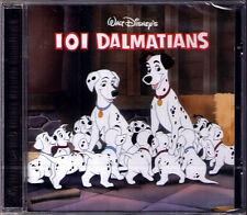 101 DALMATIANS George Bruns CD Walt Disney Soundtrack Cruella De Vil Bill Lee