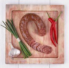Chili Ring Salami mit Knoblauch