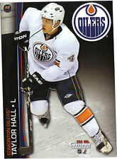 TAYLOR HALL EDMONTON OILERS FATHEAD TRADEABLES 2011 REMOVABLE STICKER NHL 49