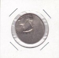 1983 P Washington Quarter Struck 50% Off Center Coin MINT ERROR