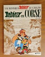 "Superbe E.O.1973 Astérix et Obélix ""En Corse"" par Uderzo-Goscinny TTBE"