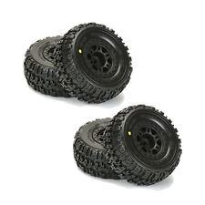 ProLine Racing Trencher X SC 2.2 3.0 Tires Complete Set Traxxas Slash 2 WD