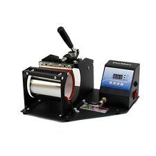 Prensa de calor personalizado de Transferencia Sublimación Taza Café Con Leche 11oz máquina de impresión