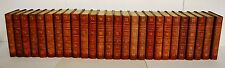 Works of Thomas Carlyle in 26 finely bound volumes, Illustrated Cabinet Edition
