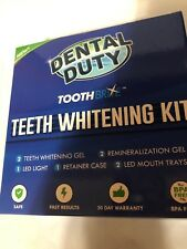 Dental Duty ToothBrite Professional LED Teeth Whitening Kit