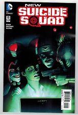 NEW SUICIDE SQUAD #15 - JUAN FERREYRA COVER - DC COMICS - 2015