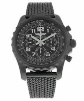 Breitling Chronospace Blacksteel Chronograph Automatic Men's 46mm Watch M2336022