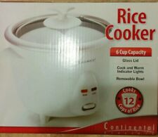 Rice Cooker 6 cup