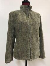Dressbarn Woman Career Jacket Blazer S2280 XL Brown