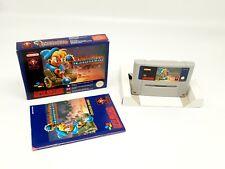 Super Nintendo Incantation Complete [PAL] SNES