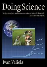 Doing Science: Design, Analysis, and Communication of Scientific paperback