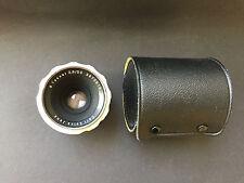Carl Zeiss Jena Tessar 50mm f/2.8 M42 Silver version 1Q