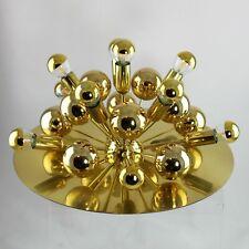 Cosack Mur Plafonnier - Spoutnik Lampe - Vintage Plafond Lampe - 70er Années