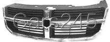 DODGE AVENGER 2008-2011 Kühlergrill Grill schwarz-matt mit chrom Rahmen Gitter