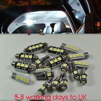 No Error White 12 Lights SMD LED Interior For Mercedes Benz W164 ML350 2006-2011