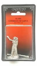 Ral Partha Goddess Of Love #01-008 Unpainted Classic Fantasy RPG Metal Figure