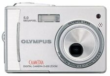 Olympus Camedia D630 D-630 5MP Digital Camera with 3x Optical Zoom
