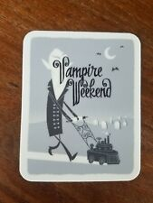 Vampire Weekend Sticker Decal Modern Vampires Of The City Contra 3.8 in laptop