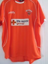 Blackpool fc 2003-2004 Home Football Shirt Size Large /41818