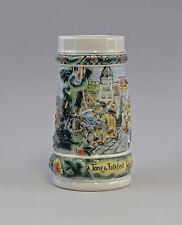 9959112 porcellana birra boccale danza fisso Rudolstadt 0,7l articoli speciali h18, 5cm