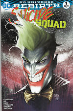 Suicide Squad Rebirth #1 Aspen Michael Turner color variant - NM or better