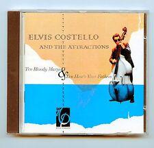 Elvis Costello & The Attractions/Ten Bloody Marys & Ten...(UK) RARE CD