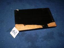 Holz Drechselholz Ebenholz 15x15x8cm afrikanisches Ebenholz Klotz 1m=481,33€