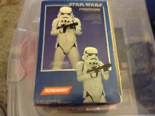 "STAR WARS STORM TROOPER KAIYODO 1/6 SCALE! SCREAMING! OVER 12"" TALL, 1994."