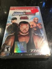 WWE SmackDown vs. Raw 2008 Greatest Hits Sony PSP Brand new Factory sealed