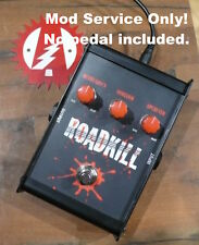 Modify Your ProCo Roadkill (Rat) Distortion Alchemy Audio Guitar Effect No Pedal
