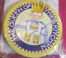 2009 Cute Vintage Mary Engelbreit Queen of the Kitchen Paper Coasters Unopened