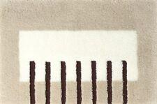 Rhomtuft Badteppich Badvorleger Badematte PIANO - 60x90 cm - Farben: beigetöne