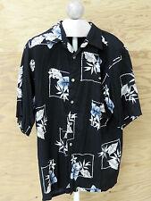 Men's Puritan Hawaiian Rayon Shirt - Size M - EUC