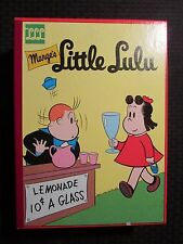 1986 The LITTLE LULU Library 54-67 Another Rainbow Hardcover in Slipcase NM/FVF