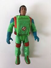 VINTAGE THE REAL GHOSTBUSTERS WINSTON ZEDDMORE KENNER ACTION FIGURE SUPER FRIGHT