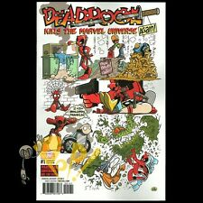 DEADPOOL Kills the MARVEL Universe AGAIN #1 Jay FOSGITT 1:10 Variant NM!