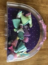 NEW Disney Mini Princesses Polly Pocket TINKERBELL fashion accessory set