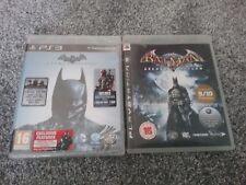 Batman Arkham Origins & asile pour Sony PS3