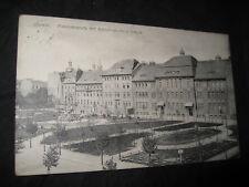 AK Oppeln Friedrichsplatz Schule 1908