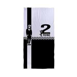 "58x28"" SKA 2 Tone - Beach Towel"