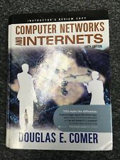 Computer Networks and Internets by Douglas E. Comer (2008, CD-ROM / Hardback)
