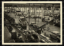 Foto-Volkswagen-Werk-Wolfsburg-Fallersleben-Montagehalle-VW-Käfer-1955-2