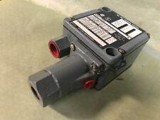 Allen Bradley 836T-T300J Pressure Control Switch Series A CLEAN OPERATING UNIT