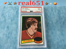 1980 Topps #157 PAUL REINHART Rookie | Pop 14 | Dead 50/50 Centered | PSA 9 Mint